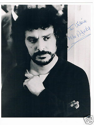 Michael Angelis Boys from the black stuff Hand Signed Vintage Photograph 10 x 8