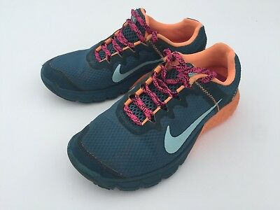 Nike Wildhorse Trail Running Shoes Women's Size  6 Pre owned Good
