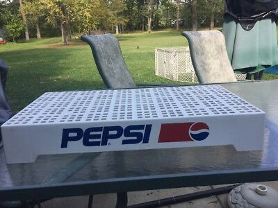 Pepsi Stackable Plastic Crate Large 32x16x5""