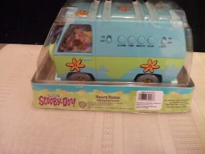 Scooby-Do Mystery Machine-Nght Light Alarm Clock