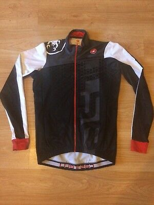 Men's Castelli Long Sleeve Cycling Jersey L