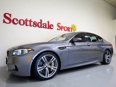 2014 BMW M5 28K Mi, NIGHT VISION, CCB, DRIVER ASST, EXECUTIVE 2014 BMW M5 COMP PKG w 28K Mi, CCB, DRIVER ASSIST +, EXEC PKG, NIGHT VISION
