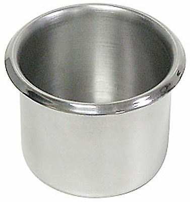 2 stainless Steel Drink Cup Holder for tables cars etc