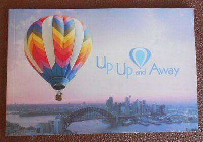 Australia Prestige Booklet - Up Up and Away - mint