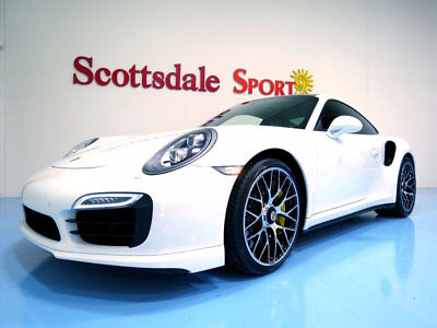 2014 Porsche 911 ONLY 9K Mi, BEST COLORS, GIANT FACTORY OPTION LIST 14 PORSCHE TURBO S * 9K Mi BEST COLORS, GIANT FACTORY OPTION LIST / $195K MSRP!!