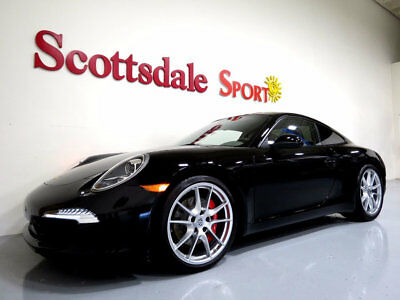 2012 Porsche 911 ONLY 15K MILES, 991 NEW BODY CARRERA S COUPE. AS N 2012 991 S CPE NEW BODY w 15K MILES, PDK, S WHLS, PWR SPORT SEATS, AS NEW!