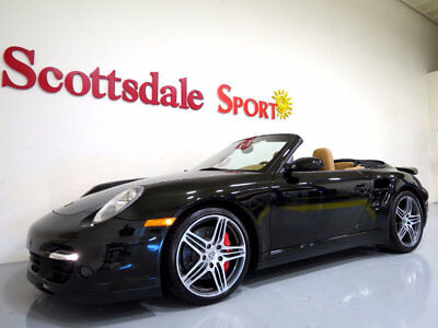 2008 Porsche 911 , 6SP MANUAL w ONLY 9K MILES!! * SPRT CHRONO, PARK 2008 TURBO CAB w 9K MILES, 6SP MANUAL, RARE COLOR, LOADED, SHOWROOM NEW!!