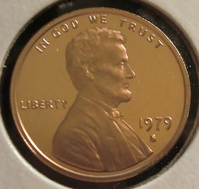 1979-S 1C Type 1 DC (Proof) Lincoln Cent