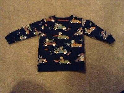 Next Boys Jumper 12-18 Months
