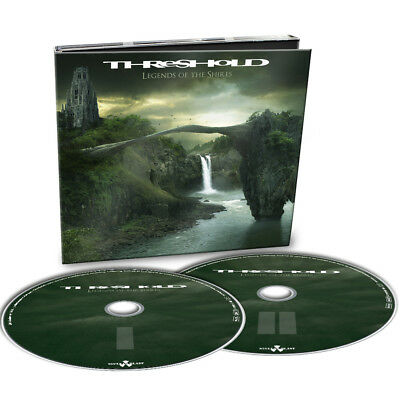 Threshold - Legends Of The Shires 2CD Lim. Ed. Digipak NEW