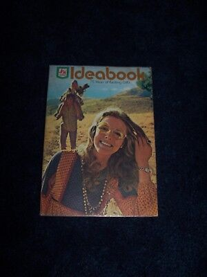 S & H Green Stamp Ideabook Catalog 1971