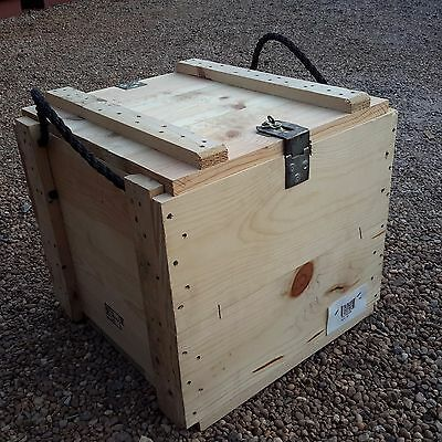 Storage box wooden storage solution tool box toy box stackable storage system