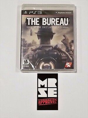 The Bureau XCOM Declassified for PS3 Sony PlayStation 3 New Sealed