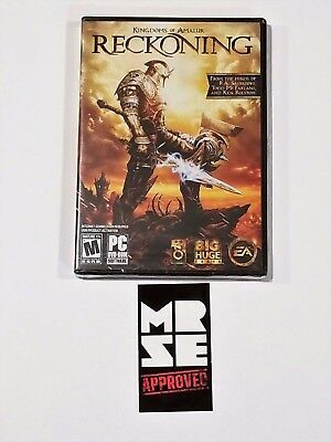 Kingdoms Of Amalur Reckoning for Windows PC Brand New Sealed