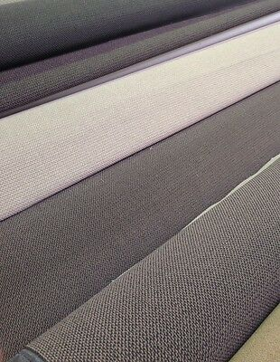 CRAZY PRICE- Carpet Roll -  STOCK SPECIAL TEXTURED SOLUTION DYED OLEFIN LOOP