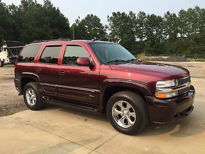 2005 Chevrolet Tahoe Southern Confort Chevrolet Tahoe 2005 Southern Comfort