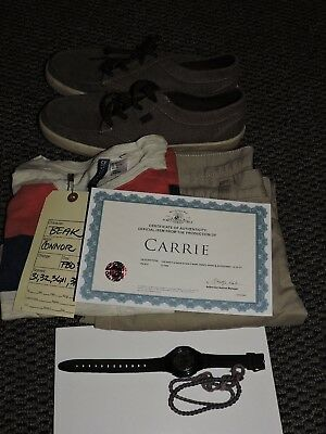 Carrie 2013 The Beak's  Screen Used Outfit  W/ COA Horror Prop