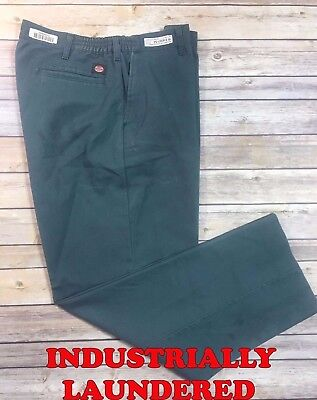 Red Kap Industrial Pants Elastic Waist Work Uniform Green PT60 SINGLES & PACKS