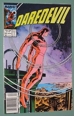Daredevil #241 Marvel Comics 1987 - Todd McFarlane Mike Zeck - Hell's Kitchen