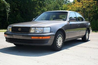 1991 Lexus LS  1991 Lexus LS 400 - Immaculate condition - Rare Color - No Rust - 50 States SMOG