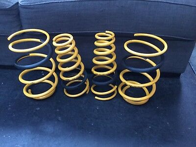 ve wm lowered king springs front and rear