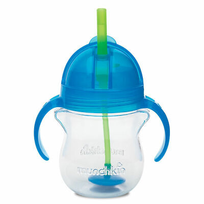 Munchkin Click Lock Weighted Flexi-Straw Cup - 207mL Munchkin