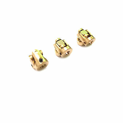 Brass Universal Joint 3-3mm Miniature Copper Coupling Specification Complete NA