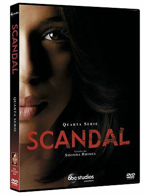 Scandal - Stagione 4 (6 DVD) - ITALIANO ORIGINALE SIGILLATO-