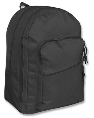 BRITISH ARMY POLICE STYLE 25 Litre DAYPACK RUCKSACK BACKPACK in BLACK FREEPOST