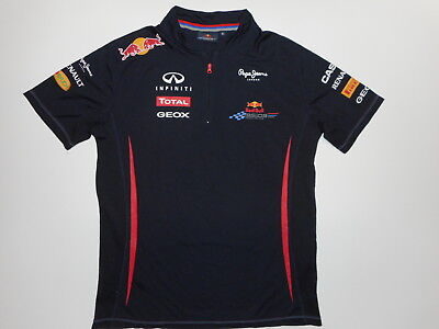 Red Bull Racing Formula One Team Shirt Xl