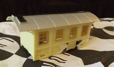 Toy railway coach body  - great for O-16.5 narrow gauge coaches !!  ref On30 22