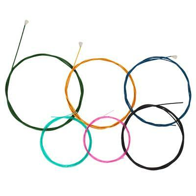 6Pcs Quality Classical Nylon Guitar Strings for 6 String Classical Guitars