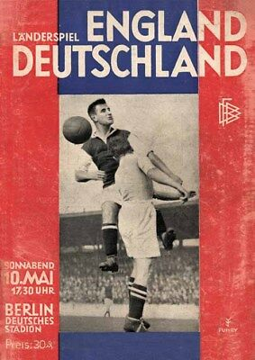 1930 Germany v England
