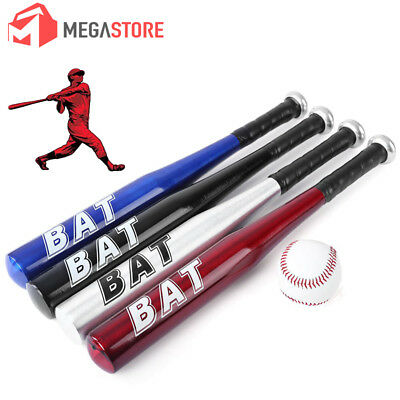 "Mazza Da Baseball Softball Alluminio 76Cm 30"" Mazze Sport Softball Regalo"
