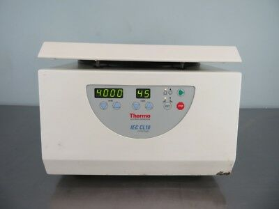 Thermo IEC CL 10 Benchtop Centrifuge with Warranty