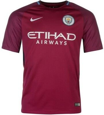Manchester City Away Shirt 2017-2018 BNWT Fast Delivery