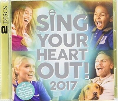 Various Artists - Sing Your Heart Out 2017 / Various [New CD] Australia - Import