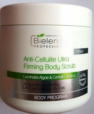 Bielenda Professional Anti-cellulite Ultra Firming Body Peeling - Scrub,  / 550g