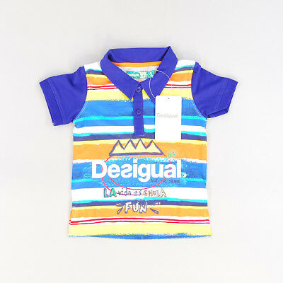 Polo color Multicolor marca Desigual 18 Meses