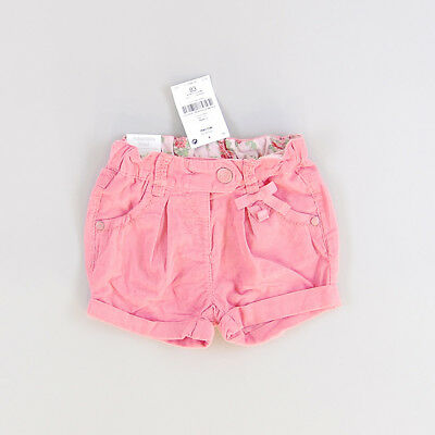 Shorts color Rosa marca Next 9 Meses