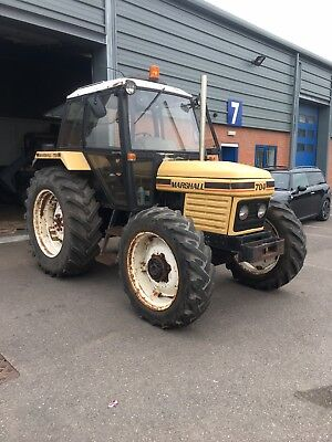 Marshall 704 4x4 - 4wd tractor
