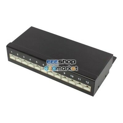 Good Connections GC-N0009 patch panel Ethernet GC-N0009