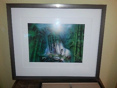 H.R.Giger Giger Kunstdruck Lithographie Lord of the Rings 1975 Alien Prometheus