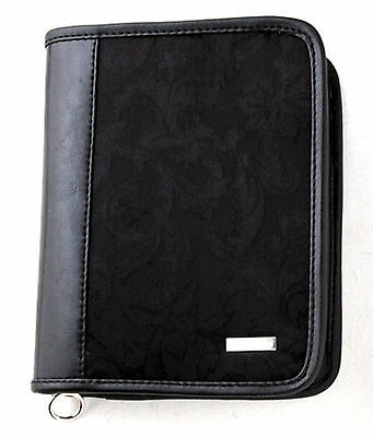 KnitPro black Deluxe Conference folder with 6 Compartments,Art. 10704