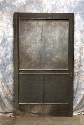 Oversized Wood Exterior Screen Store Door Farm Vintage Architectural Salvage b