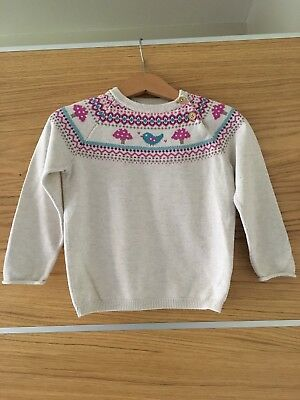 John Lewis Girls Jumper Sweater 18-24 Months