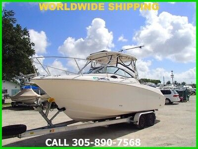 2013 Wellcraft 252 Coastal Wa! Like New! On Warranty Until 2020!