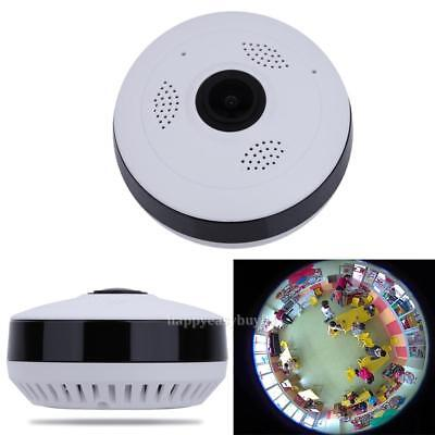 360° View 1080P HD IP Home Security Camera WiFi Monitor Cam for iPhone Android