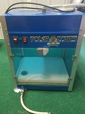 * POLAR ICE SNO CONE * FLAVORED ICE MACHINE * COMMERCIAL * Great For Concessions