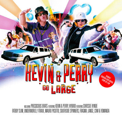 Original Soundtrack - Kevin And Perry Go Large (2CD-Set, 2000)